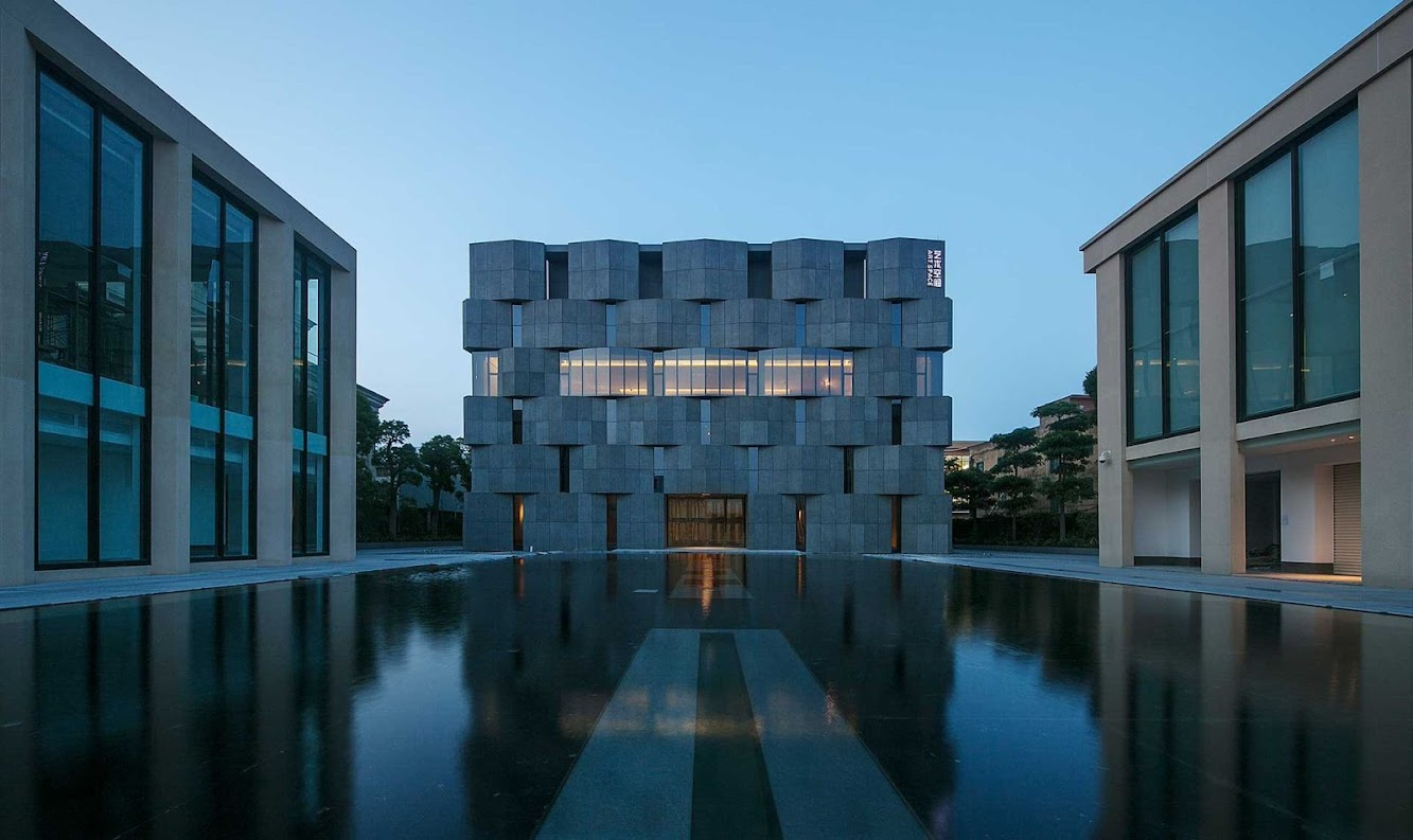 China: DINGLI ART MUSEUM by ATR ATELIER