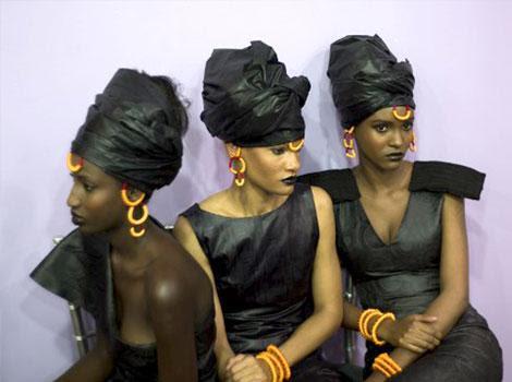 Paris Black Fashion Week semana moda paris