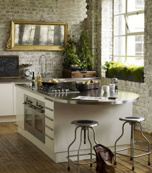 Unique Kitchens Ideas