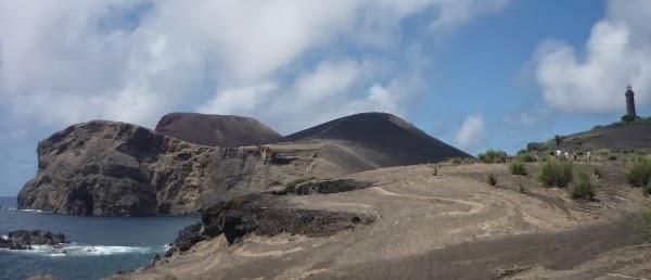 Vulcão dos Capelinhos - Faial