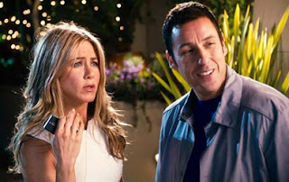Jennifer Aniston e Adam Sandler