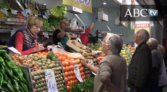 Abierto el nuevo Mercado de Barceló con 85 puestos