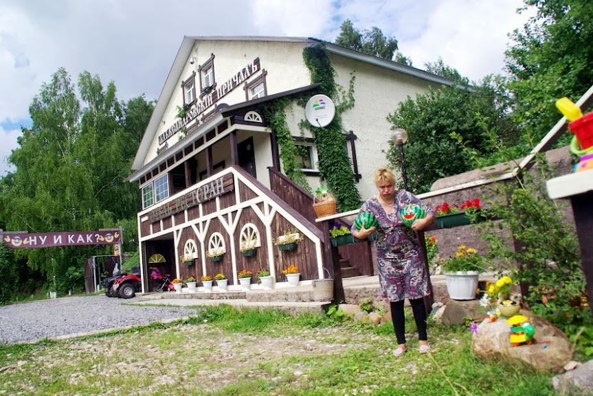 Путешествие в медвежий угол - Весьегонск (часть 2-я)