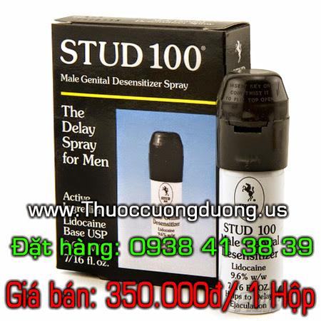 Stud, Stud 100, Stud100, Stud 100 Anh quốc, Stud 100 UK, chai xịt ngăn xuất tinh sớm, chai xịt kéo dài thời gian quan hệ, quan hệ tình dục lâu hơn, yêu lâu hơn, quan hệ tình dục sướng hơn, đạt cực khoái hơn, giúp cải thiện chứng xuất tinh sớm, điều trị rối loạn cương dương, điều trị xuất tinh sớm, điều trị yếu sinh lý, cải thiện tình trạng nhanh xuất tinh, nơi bán Stud 100 chính hãng, mua Stud 100 ở đâu, Stud 100 giá rẻ nhất