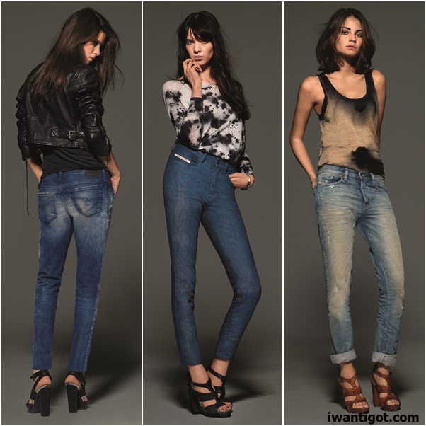 Diesel Fit Your Attitude Spring Summer 2012