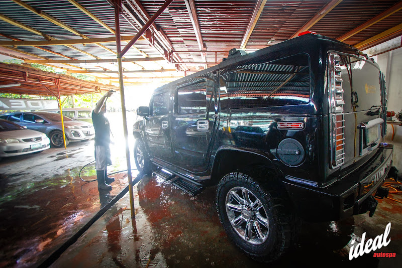 Checking Out Cebus Ideal Carwash - Ideal Autospa Custom Pinoy Rides pic7