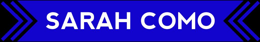 SARAH COMO