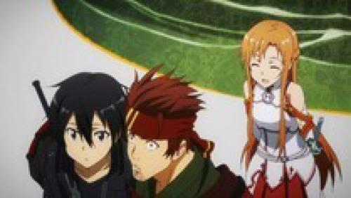 Sword Art Online 09
