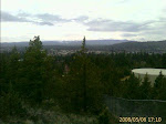 We had a day off in Bend, OR...Scotty recommended seeing the scenery so I biked up a mountain.