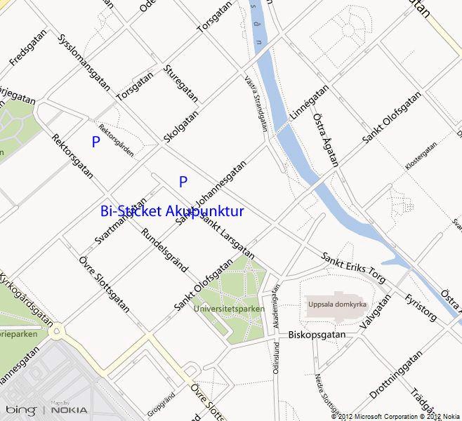 uppsala domkyrka karta Bisticket Akupunktur   Google+ uppsala domkyrka karta