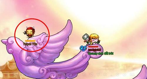 Thạch Yêu xuất hiện trong Gunny Online 2