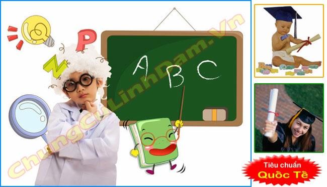 Hệ thống giáo dục Chung cư Vp6 Linh Đàm