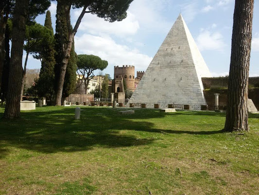 The Protestant Cemetery of Rome
