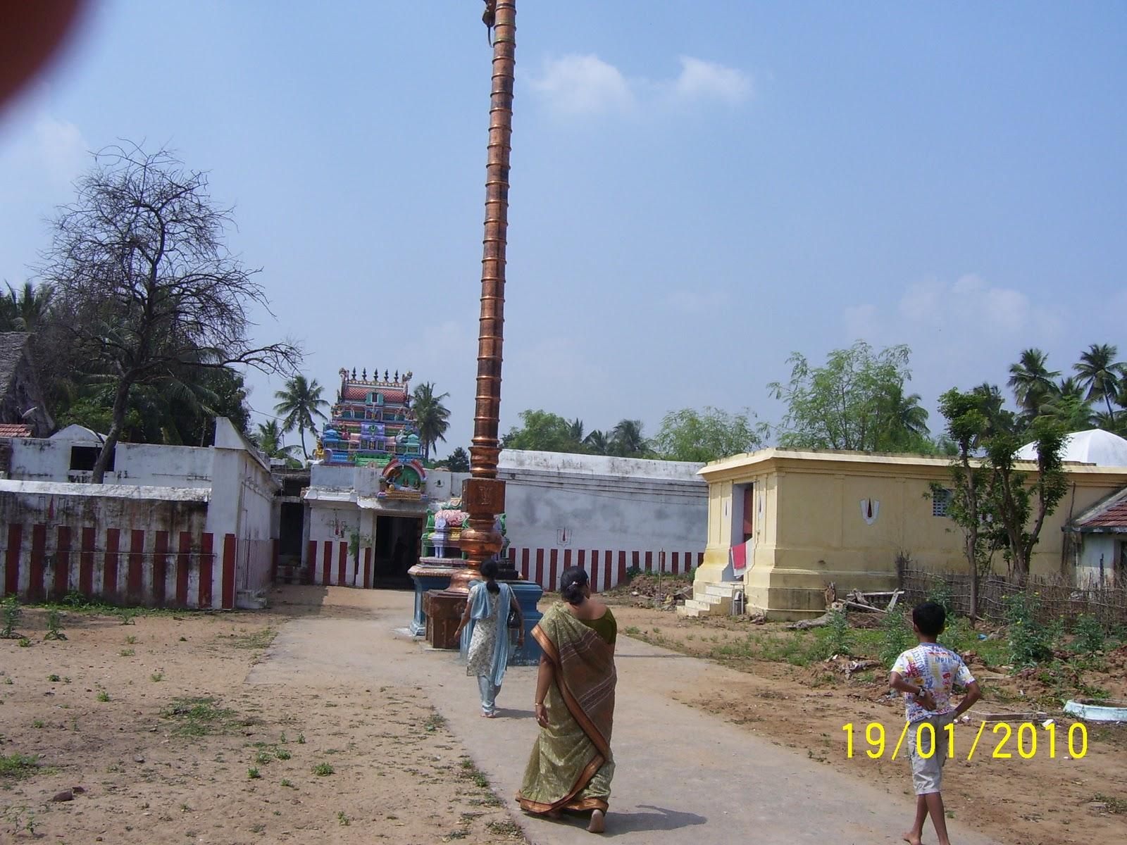 Sri Gajendra Varadha Perumal Temple Kabisthalam (Thirukavithalam), Thanjavur - Divya Desam 12