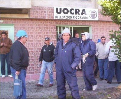 Dirigente UOCRA involucrado en disparos