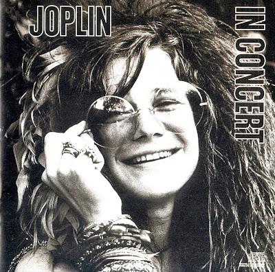 Janis Joplin ~ 1972 ~ Joplin In Concert