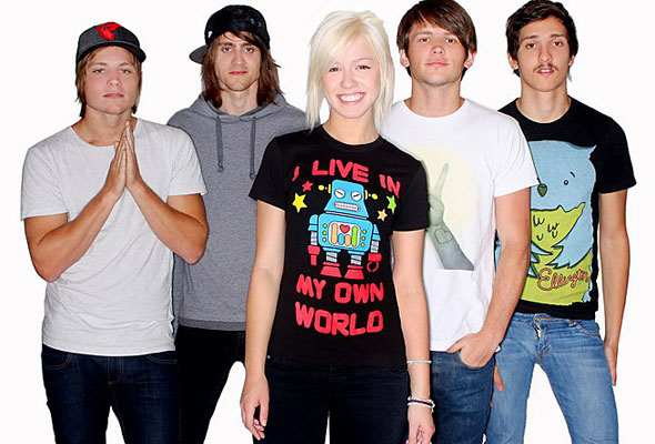 Tonight Alive Live in Manila