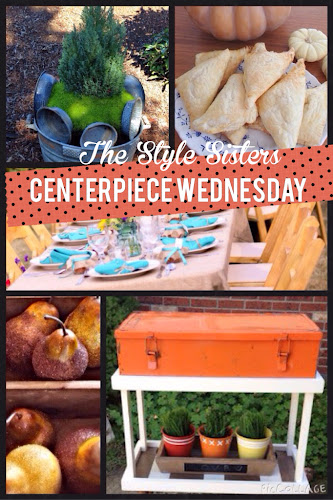 Centerpiece Wednesday, the Style Sisters