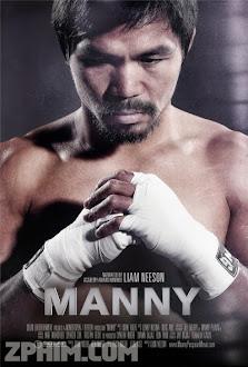 Tay Đấm Huyền Thoại - Manny (2014) Poster