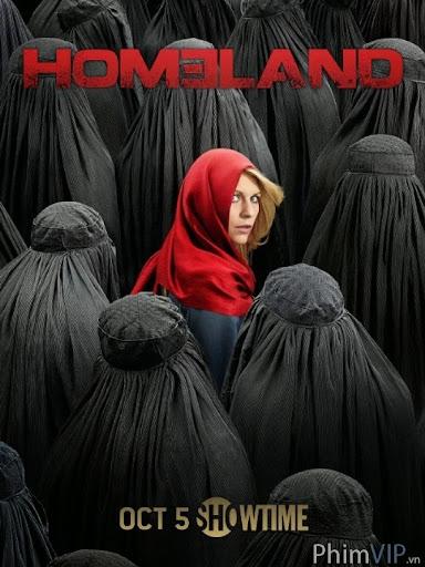 Đất Mẹ - Phần 4 - Homeland Season 4 poster