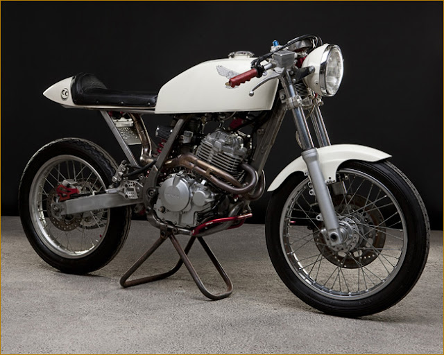 the One Motorcycle Show Cafe Racer