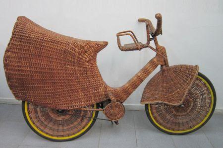 Natural Fiber Bicycle 2