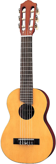 Yamaha Guitalele at Lardy's Ukulele Database