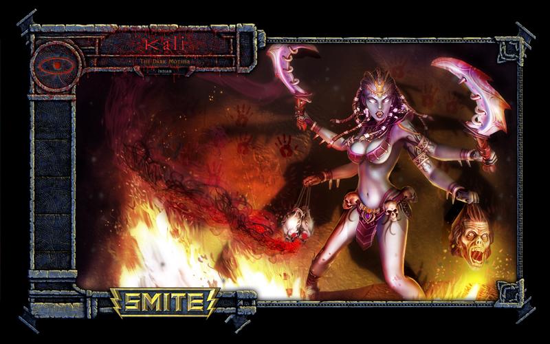 Chiêm ngưỡng tạo hình tướng trong MOBA SMITE - Ảnh 13