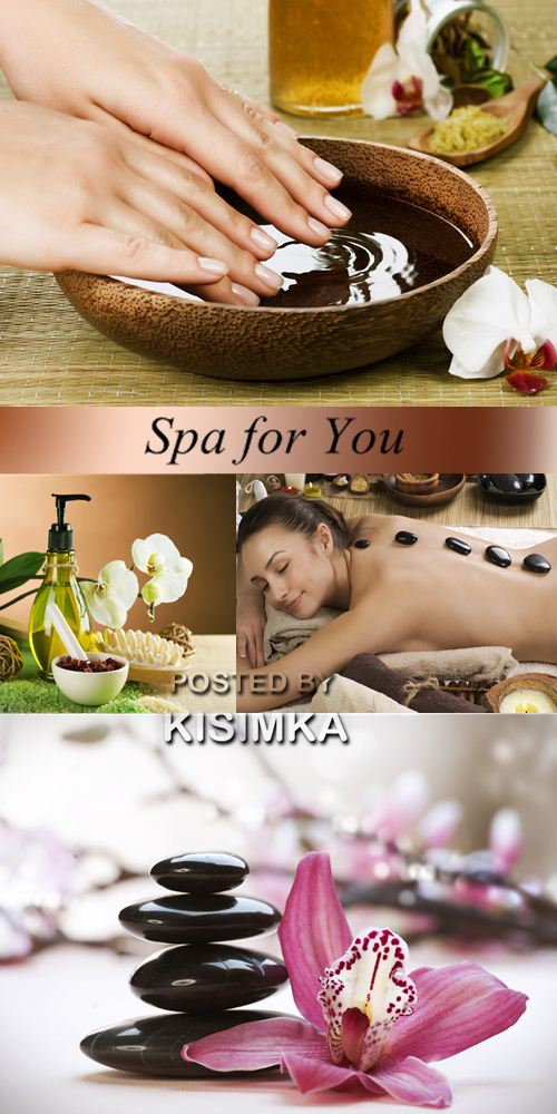 Stock Photo: Spa for You
