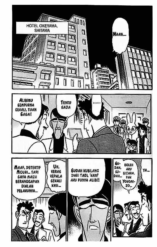 2 Detective Conan   060 Alibi Yang Sempurna