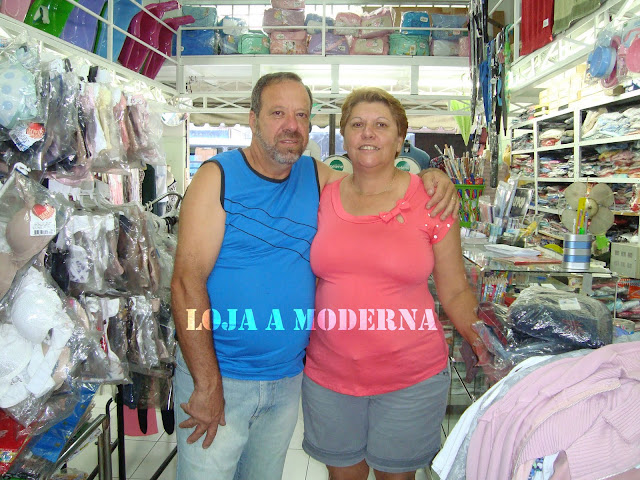 Look dos Leitores: Roberto e Cida