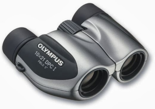Обзор биноклей для охоты и рыбалки. Выбор бинокля Olympus 10x21 DPC I (silver) компактный