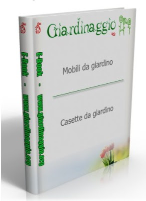 Manuale A A.V V.- Tutto per il  Giardino - ( Casette-da-Giardino)  N/D Ita