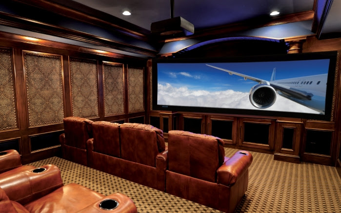 Home Theatre Room Design Ideas And Pictures