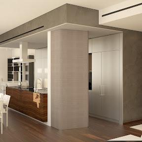 incorporated architecture design benroth rolston stuart Hudson River Loft