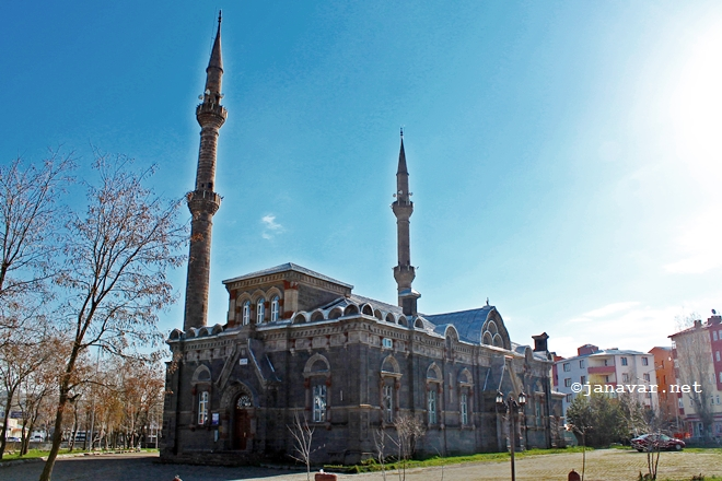 The Mosque of Fethiye in Kars, Turkey