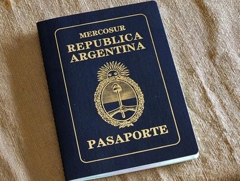 Di logos pasaporte for Dni ministerio del interior turnos