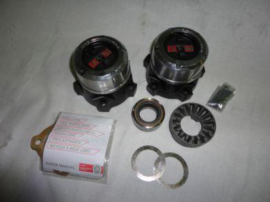 The Ashcroft 90/110 LT230 Part Time Kit