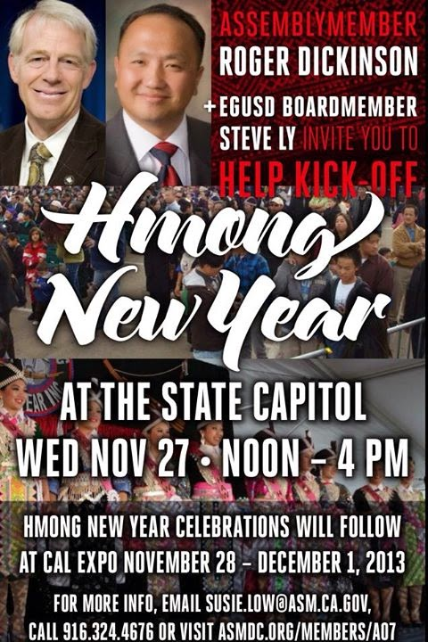 HMONG NEW YEAR KICK-OFF!