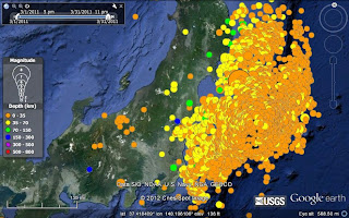 KML Data for Google Earth