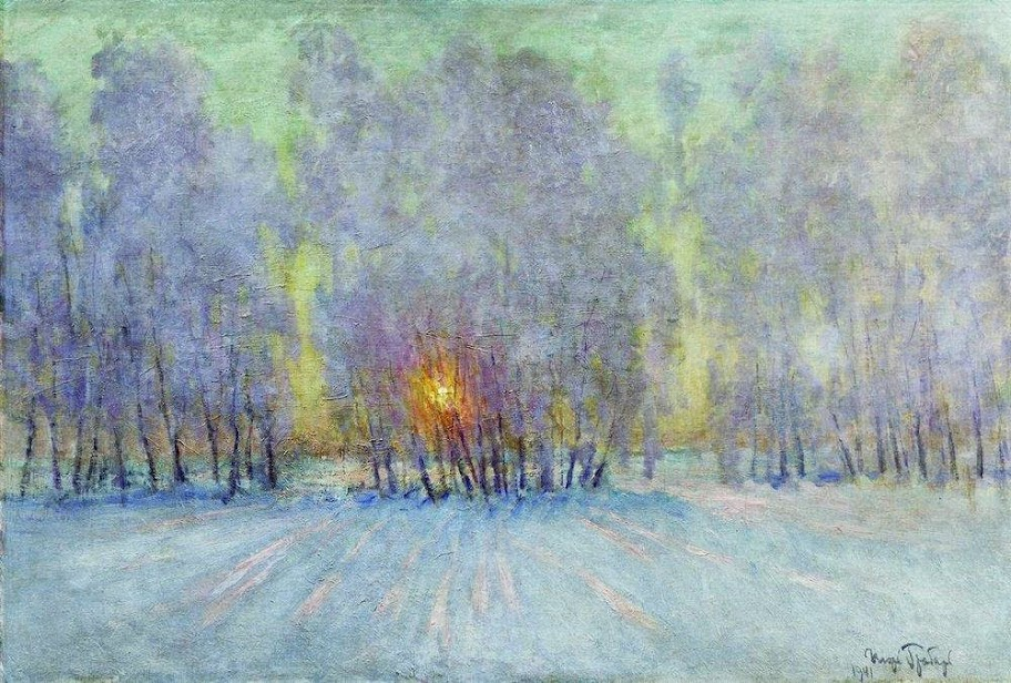 Igor Grabar - Sunrise