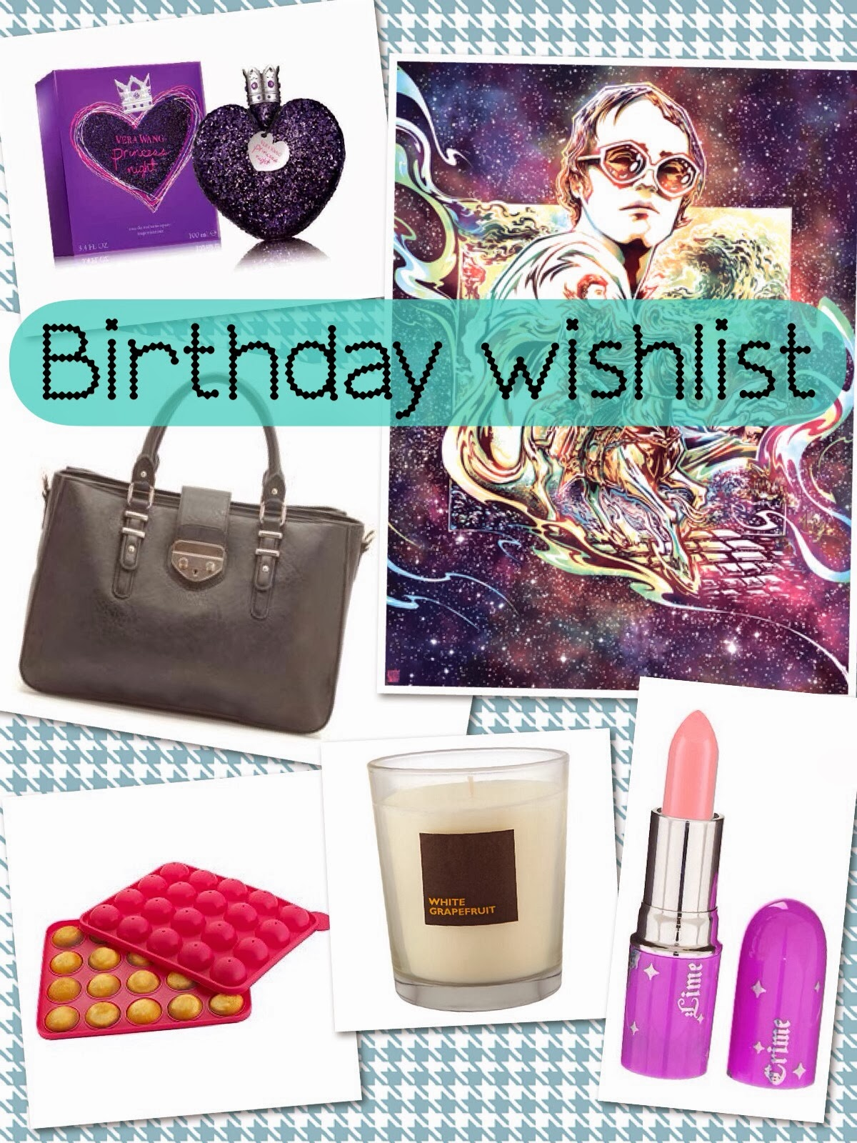 Birthday-wishlist
