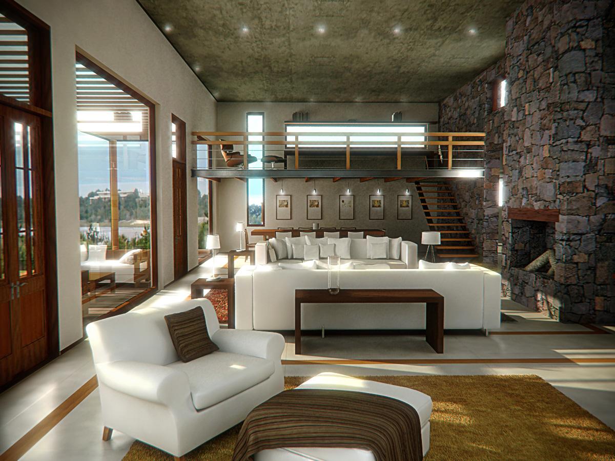 Claudio Gabriel Escobar 3d 2d Arquitectura Y Render 2011
