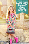 Free Long Sleeve Peasant Dress Pattern