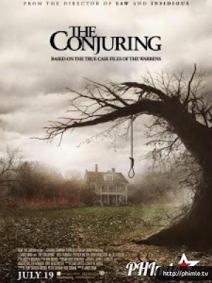 Phim Ám Ảnh Kinh Hoàng - The Conjuring (2013)
