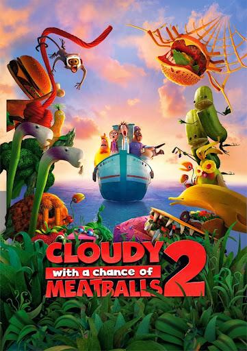 Cơn Mưa Thịt Viên 2 - Cloudy With A Chance Of Meatballs 2