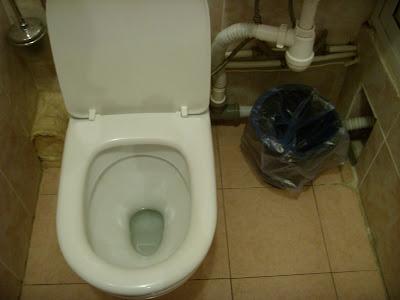 ホテルレナのトイレ
