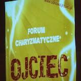 XII Forum Charyzmatyczne w Łodzi 'Ojciec'