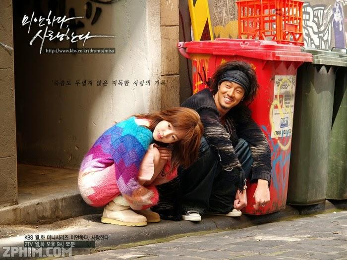 Ảnh trong phim Xin Lỗi Anh Yêu Em - Sorry, I Love You 1