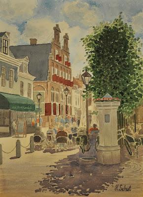 Swaensteijn in de Herenstraat Voorburg